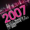 Couverture de l'album 50 Best Trance & Progressive Tunes of 2007
