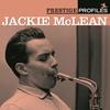 Couverture de l'album Prestige Profiles - Jackie McLean (With Collector's Edition Bonus Disc)