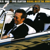 Cover of the track Riding With the King