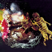 Cover of the track Santana III