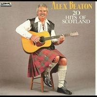Cover of the track 20 Hits of Scotland