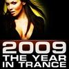 Couverture de l'album 2009, the Year In Trance