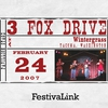 Couverture de l'album FestivaLink presents 3 Fox Drive at Wintergrass 2/24/07