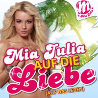 Cover of the track Auf die Liebe - Single