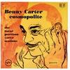 Couverture de l'album Cosmopolite: The Oscar Peterson Verve Sessions