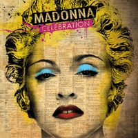 Cover of the track Celebration (Deluxe Version)