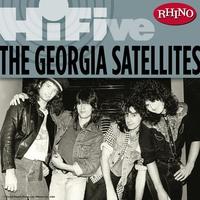 Cover of the track Rhino Hi-Five: The Georgia Satellites - EP