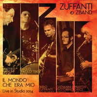 Cover of the track Il mondo che era mio