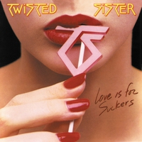 Cover of the track Love Is for Suckers
