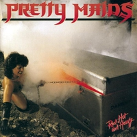 Cover of the track Red, Hot and Heavy