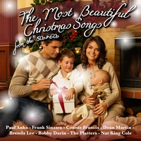 Cover of the track The Most Beautiful Christmas Songs from the 50s & 60s