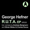 Couverture de l'album George Hefner - R.U.T.A EP