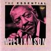 Couverture de l'album The Essential Sonny Boy Williamson