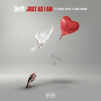 Couverture du titre Just As I Am (feat. Prince Royce & Chris Brown) - Single