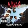 Couverture de l'album Straight Outta Compton