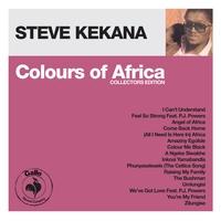 Couverture du titre Colours of Africa: Steve Kekana (Collectors Edition)