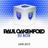 Cover of the album Dj Box - June 2012