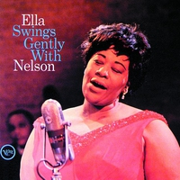 Cover of the track Ella Swings Gently With Nelson
