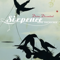 Cover of the track Divine Discontent