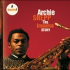 Cover of the album The Impulse Story: Archie Shepp