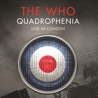 Cover of the track Quadrophenia: Live in London