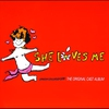 Cover of the album She Loves Me  (1963 Original Broadway Cast Recording) [1987 Remastered]