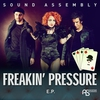 Couverture de l'album Freakin' Pressure - EP