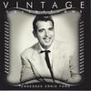 Couverture de l'album Vintage Collections