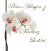 Couverture de l'album Piano Adagios 1