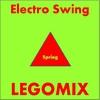 Couverture de l'album Electro Swing Spring - EP