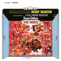 Cover of the track The Party