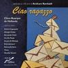 Cover of the album Ciao ragazzo