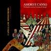 Couverture de l'album Amors e Cansó
