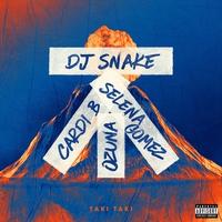 Cover of the track Taki Taki (feat. Selena Gomez, Ozuna & Cardi B) - Single