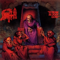 Couverture du titre Scream Bloody Gore