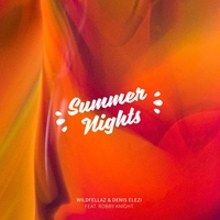 Couverture du titre Summer Nights (feat. Robby Knight) - Single
