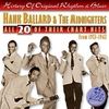 Cover of the album Hank Ballard & The Midnighters - All 20 of Their Chart Hits (1953-1962)