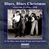 Couverture de l'album Blues, Blues Christmas - Volume 3, 1927-1962