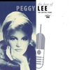 Couverture de l'album The Best of Peggy Lee