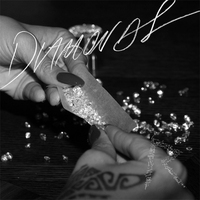 Couverture du titre Diamonds - Single