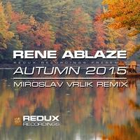 Couverture du titre Autumn 2015 (Miroslav Vrlik Remix) - Single