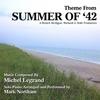 """Couverture de l'album Theme from """"Summer of '42"""" - Single"""