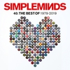 Cover of the album Forty: The Best of Simple Minds 1979-2019