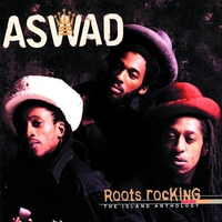 Cover of the track Aswad: Roots Rocking - The Island Anthology