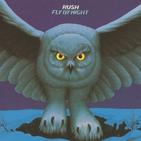Cover of the track Fly By Night (Remastered)