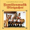 Couverture de l'album A gmüatliche Stund' mit der Familienmusik Bletzacher