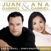 Couverture de l'album Los Gabriel...Simplemente Amigos