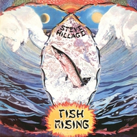 Cover of the track Fish Rising (Remastered)