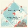 Couverture de l'album Monochromatic Memories