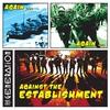 Cover of the album Again... Again... Against the Establishment